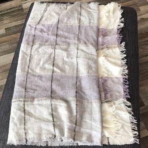 Brand new Madewell wrap scarf